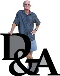 D&A logo with Mark