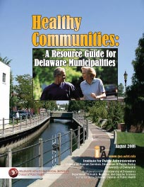 Healthy Communities guide cover