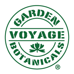 logo for Garden Voyage Botanicals