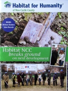 cover of Habitat for Humanity of New Castle County newsletter (Summer 2015)