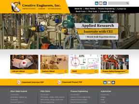 CEI website