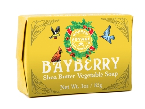 photo of 3oz. bayberry Noël soap